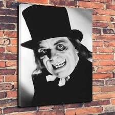 "London After midnight, Canvas A1.30""x20""~Deep 30mm Frame Lon Chaney Classic"