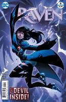 RAVEN #4 1st Print Jorge Jimenez DC Comics  2016 COVER A