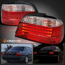 1995-2001 BMW E38 740I 750IL LED Tail Lamps Rear Brake Lights Replacement Pair