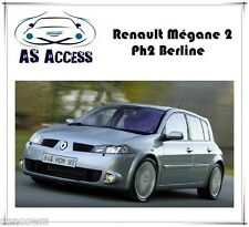 Pack LED Complet Renault Megane 2 Ph2 Berline