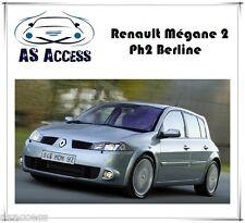 Pack LED Complet Renault Megane 2 Ph2 Berline
