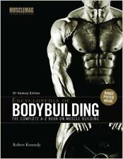 Encyclopedia of Bodybuilding - A-Z Book on Muscle Building Weight Loss Diet gym