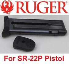 New Ruger 90382 Sr22 Sr-22 22P Sr22P Pistol Magazine 10 round with extension
