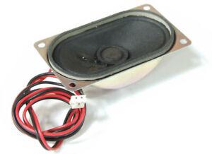 HP 385980-005 4 Ohm 1.5W Internal PC Speaker Gehäuse Lautsprecher Intern 70x40mm