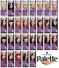 Schwarzkopf Palette Intensive Color Creme Permanent Hair Dye Colour 37 different