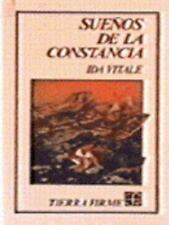 Sueos de la constancia Literatura Spanish Edition