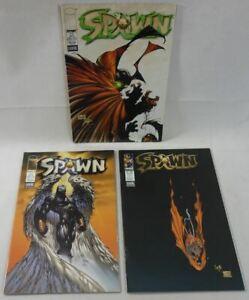 SPAWN - lot de 3 numéros n° 38 + 39 + 40 - 1999 - Image Comics - SEMIC Editions