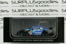 KYOSHO 1:64 Beads Collection 2007 NISSAN WOODONE ADVAN CLARION Z Item #06581H