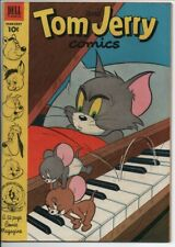 Dell Comics Tom and Jerry #103 Feb. 1953 VF-
