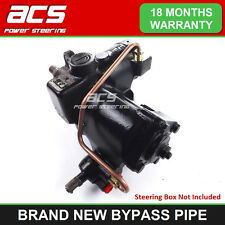BRAND NEW LAND ROVER DISCOVERY 1 POWER STEERING BOX BYPASS PIPE (4 Bolt Type)