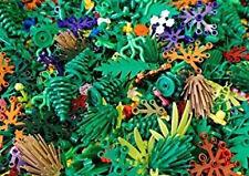 ☀️NEW! (X25) Lego Greenery Plant Parts Pieces trees shurbs bushes leaves random