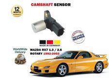 POUR MAZDA RX7 RX-7 1.3 2.6 WANKEL TURBO 92-02 CAPTEUR POSITION ARBRE À CAMES