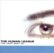 THE HUMAN LEAGUE the very best of 2 CD SET remixes don't you want me