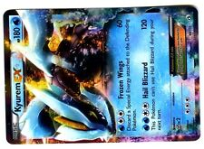 POKEMON BW11 BLACK & WHITE LEGENDARY TREASURES HOLO N°  44/113 KYUREM EX 180 HP