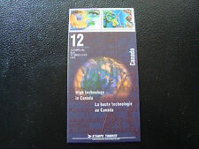 CANADA - timbre - yvert et tellier carnet n° C1454 n** (Z1) stamp