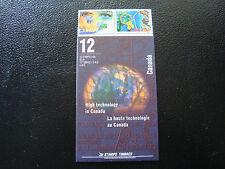 CANADA - timbre - yvert et tellier carnet n° C1454 n** (Z1) stamp