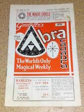 VINTAGE ABRACADABRA (MAGIC) - Tizard the Wizard