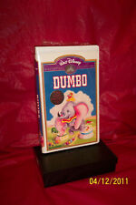 Dumbo (VHS, 1998) MASTERPIECE COLLECTION