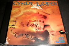 CYNDI LAUPER cd TRUE COLORS what's going on IKO billy joel BANGLES marvin gaye