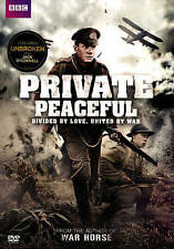 Private Peaceful  (DVD 2012 BBC)    New Sealed