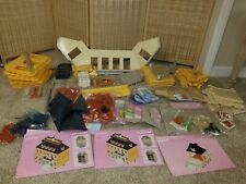 Playmobil 5301 Grande Mansion Victorian Dollhouse Retired - SOME PIECES SEALED!