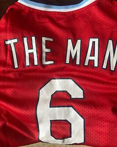 St. Louis Cardinals Alumni Nickname Jersey - THE MAN (MUSIAL) - SGA 7/30: NEW XL