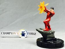Heroclix Civil War Storyline Set Iron Man #102 Super Rare LE w/ Card