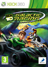 Ben 10 Galactic Racing XBOX 360 IT IMPORT D3 PUBLISHER