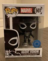 Funko Pop! #507 Marvel Agent Venom Pop In A Box Exclusive!
