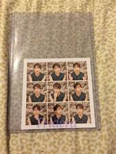 Bts 3rd Mini Album Itmfl Pt1 Jin Photo Card Top Loader Plastic Sleeve Included