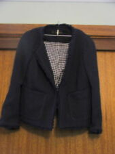 Zara Hand-wash Only Solid Coats, Jackets & Vests for Women