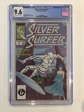 Silver Surfer #v3 #2 CGC 9.6 Marshall Rogers 1987