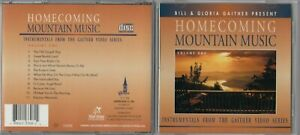 Bill & Gloria Gaither - Homecoming Mountain Music CD 1994
