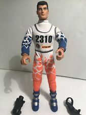 HASBRO 1996 REAL PLASTERS BANDAGES TOY FIGURE * * ACTION MAN OPERATION S.O.S