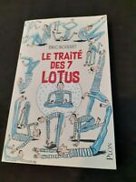 Le Traité des Sept Lotus - Eric BOISSET - Plon