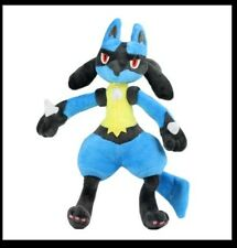 Lucario Pokemon Stuffed Toy Cuddly Toy Anime Plush Figure 9 13/16in