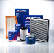 GENUINE AC DELCO  VT / VX / VY/ 3.8 V6 Oil / Air / Fuel/ Spark Plugs SERVICE KIT