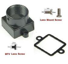 Sunvision Metal M12 / MTV Mount Lens Holder Kit for CCTV Board Camera (MM)