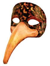Rabe Venezianische Maske Venedig Karneval Tiermaske