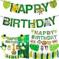 Animals Aluminum Foil Balloons Baby Shower Children Home Birthday Party Decor