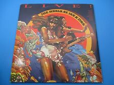 The World of Ike & Tina Turner Live! Double Album LP Vinyl 1973 United Artists