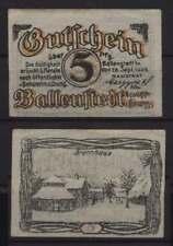[17579] - NOTGELD BALLENSTEDT, 5 Pf, 28.09.1920, Grabowski/Mehl 61.1b - Bild 9,