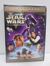 Star Wars V Empire Strikes Back DVD 2-Disc Ltd Ed Widescreen NEW Theatrical RARE