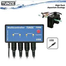 Tunze Multi contrôleur 7096 usb incl. clair de lune