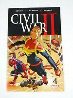 Civil War II #4 Marvel 2016 1st App Immortal She-Hulk NM High Grade
