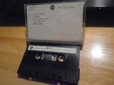 RARE PROMO John Cale demo CASSETTE TAPE 1989 Brian Eno velvet underground 3 trax