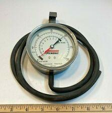 Vintage Penske 244 21141 Vacuum Tester Gauge Pump Pressure