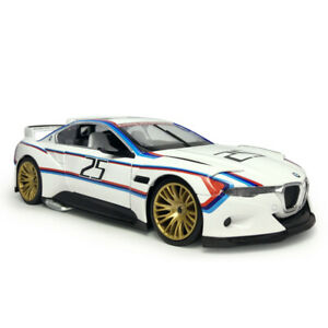 1:24 BMW 3.0 CSL Hommage R Coupe Model Car Alloy Diecast Collection Kids Gift
