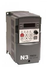 New Teco N3 Adjustable Speed AC Drive N3-402-C 480 V 2 HP 3.8 Amps
