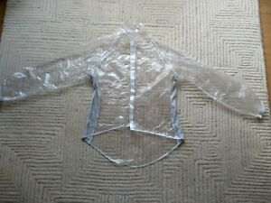 Biemme rain cape /jacket. ( Size 3/medium)